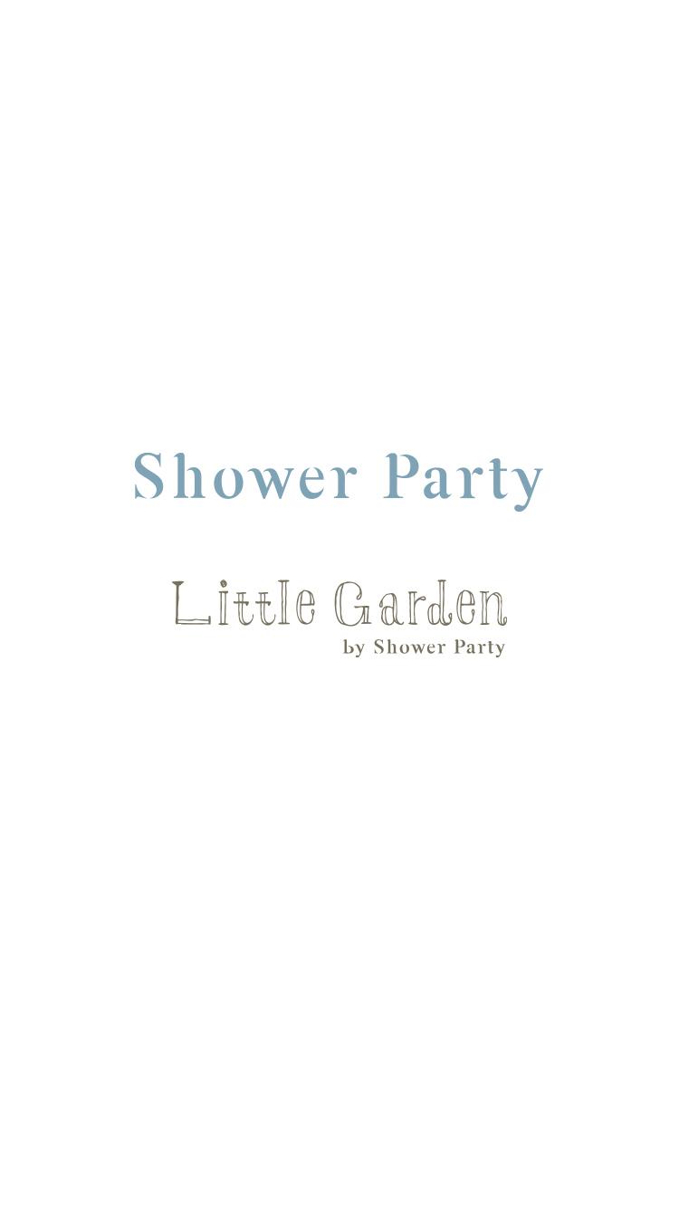 レディースアパレルショップのShower Party